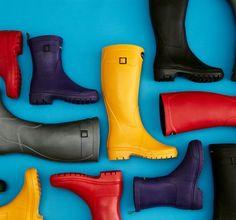 bff8d853b Fashion Still Life, Hunter Boots, Keds, Smocking, Rubber Rain Boots, Frocks