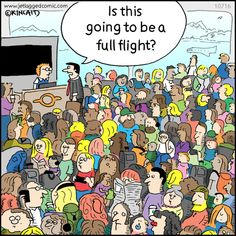Jetlagged Comic is a cartoon for flight crews. Written and drawn from the perspective of a flight attendant, the gags poke harmless fun at the otherwise daunting and often confusing travel industry (most of us stews still don't quite … Continue reading → Airline Humor, Flight Attendant Humor, Aviation Humor, Aviation Technology, Cartoon Jokes, Funny Cartoons, Airplane Mode, Travel Humor, Jet Lag