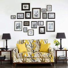 Decor Room, Diy Home Decor, Art Decor, Decor Crafts, Bedroom Decor, Diy Crafts, Photowall Ideas, Picture Arrangements, Photo Arrangement