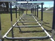 Basic Hurdle Drills for Preventive Leg Care