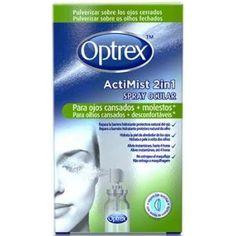 comprar ACTIMIST 2 EN 1 SPRAY OCULAR PARA OJOS CANSADOS + MOLESTOS 10ML OPTREX
