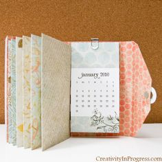 Paper DIY Envelope System Wallet