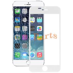 Apple iPhone 6 Front Screen Outer Glass Lens(White)  http://www.laimarket.com/apple-iphone-6-front-screen-outer-glass-lenswhite-p-3044.html