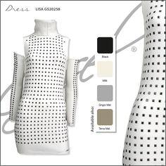 G.SEL DRESS - LISA GS20258