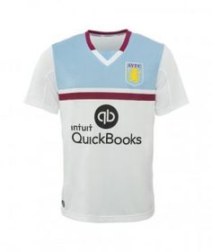 Aston Villa Away 2016-17 Season Soccer Shirt Jersey [F764]