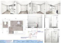 Duschbad 2016 Floor Plans, Projects, Floor Plan Drawing, House Floor Plans