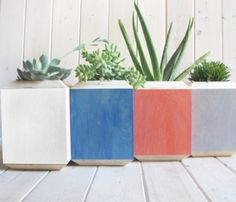 Yield Planter Box