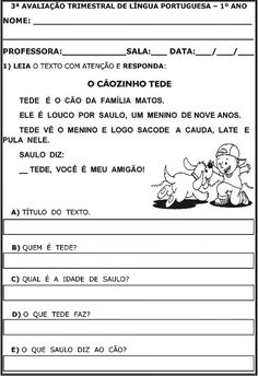 Kindergarten Worksheets, Worksheets For Kids, Activities For Kids, Learn Portuguese, Writing Prompts, Professor, Classroom, Lettering, Education