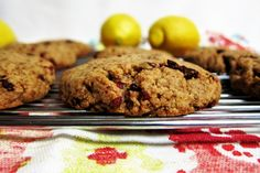 Vegan Almond Lemon Raspberry Cookies   Fragrant Vanilla Cake
