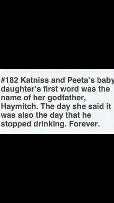 The feels - the hunger games