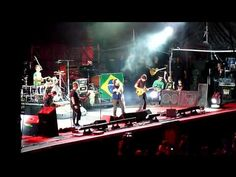 ▶ Pearl Jam - Jeremy (boy on stage) - Nov 11th, '11. Porto Alegre-RS - YouTube - I love the 3 kids on stage - the girl in the middle is fantastic to watch.