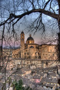 IMG_9820 - Urbino, Italy, in March, 2012.