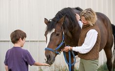 Horses: Magic for Special Needs Kids #rocketblog