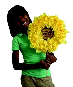 Be Still & Know Sunflowers from Guildcraft Arts & Crafts!