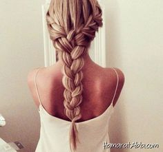So cute to spice up your hair looks Love Hair, Great Hair, Awesome Hair, Pretty Hairstyles, Braided Hairstyles, Hairstyle Ideas, Wedding Hairstyles, Everyday Hairstyles, Braided Updo