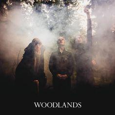 album cover art: woodlands - woodlands [04/2013]