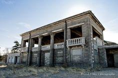 Forgotten Cities   Gary, Indiana  © David Tribby Photography. Miller Beach Pavillion