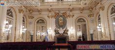Salón Blanco de la Casa Rosada