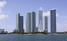 Zaha Hadid's One Thousand Museum Tower for Miami Revealed 4