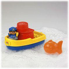 Little People Boat