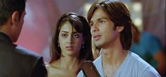 """Shahid Kapoor as Sameer Behl in """"Chance Pe Dance"""" 