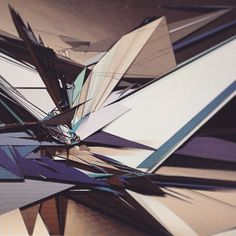 #poly #polygon #create #art #abstract #illustration #illusion #mountines #glitch #sculpt #architecture #graphic_design #poster #ufo #spaceship