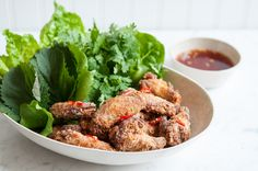 A classic Vietnamese recipe for crispy chicken wings with fish sauce. So delicious you will make a double batch!