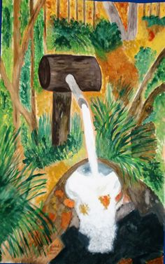 Tiszta forrás Art, Art Background, Kunst, Performing Arts, Art Education Resources, Artworks