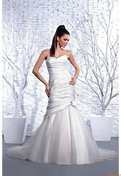Vestidos de noiva D'Zage D31217 2012