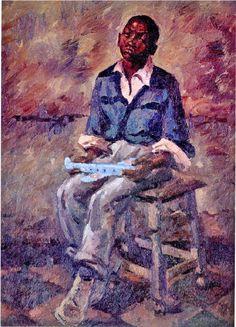African-American Paintings, slide show