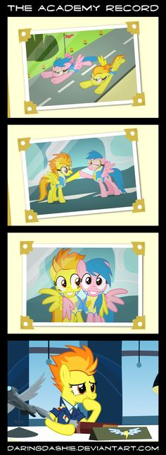 The Academy Record by DaringDashie.deviantart.com on @deviantART
