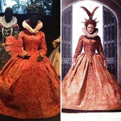 Hollywood Costume Exhibition V Elizabeth I, (Cate Blanchett), Elizabeth: The Golden Age, 2007