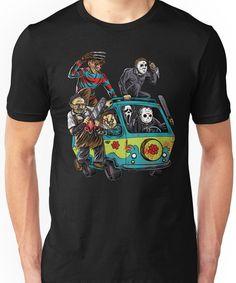 The Massacre Machine Horror Unisex T-Shirt