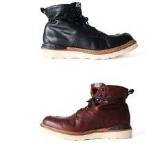 visvim Patrician WT Hi-Folk Boots