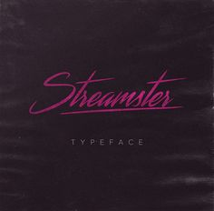 streamster free font