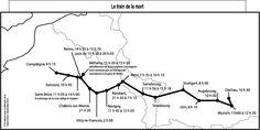 Dimanche 2 juillet 1944 : Départ du train de la mort  Ce transport est le cinquième parti de France à prendre la direction du KL Dachau depuis le débarquement de Normandie. C'est aussi le plus important qui ait jamais quitté Compiègne. Il est resté tristement célèbre sous le nom de « Train de la mort » en raison du nombre élevé des décès survenus durant le voyage.  Vers 9 heures 15, Ce dimanche le train n°7909 s'ébranle sous une légère bruine de la gare de Compiègne en direction de…