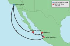 7 Night Mexican Riviera Cruise - October 2015