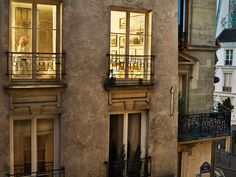 Paris Views by Gail Albert Halaban