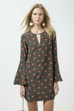 Fashion 101, Fashion Sewing, Look Fashion, Womens Fashion, Casual Dresses, Short Dresses, Fashion Dresses, Summer Dresses, Chic Dress