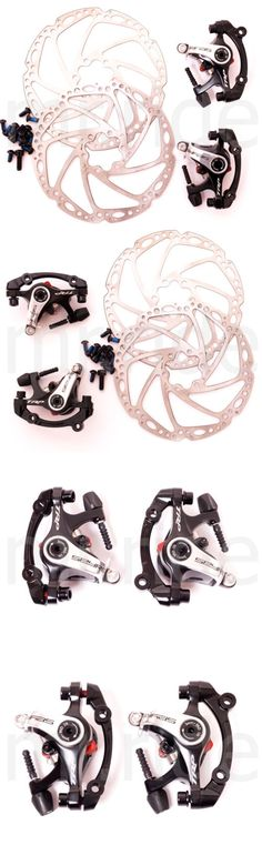 Brakes 177808: Pair Trp Spyre 160 X2 Mechanical Disc Brake Dual Side Actuation Road Bike Set -> BUY IT NOW ONLY: $119.88 on eBay!