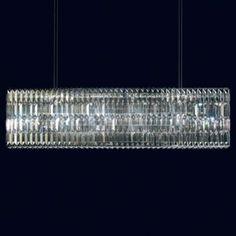 Glitterbox Horizontal Pendant by Swarovski