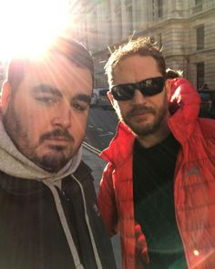 Tom Hardy - ICAP Campus | Charity Day London, England - December 7, 2016.
