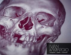 Awesome illustrations entirely made with pencil by the Mexican artist Ivan Kamargio.