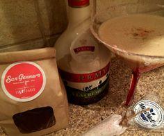 St-Rémy Martin à la Crème, White Martini Cocktail