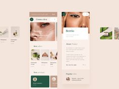 Cosmaetica – Online Beauty Store designed by Kate Buke for Orizon: UI/UX Design Agency. Connect with them on Dribbble; the global community for designers and creative professionals.