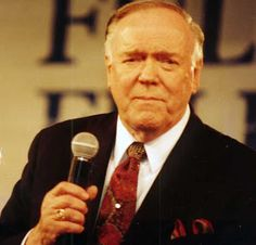 Rev. Kenneth Hagin,  early in my Christian walk I was able to listen to his teaching of faith, what a blessing