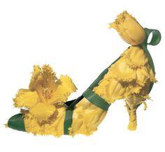 Tulip Shoe by Stine Heilmann (Photo & creation)