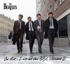 "THE BEATLES ""On Air Live at the BBC Volume 2"" 3LP Set 2013 (Vinyl Album) NEW"