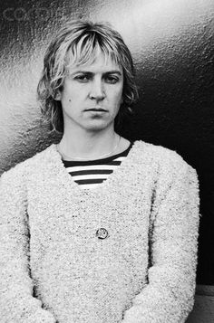 Andy Summers (December 31, 1942) British singer, guitarist and music producer known from the bands The Animals and The Police.