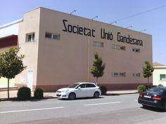 Societat Unió Gandesana (SUG), Gandesa https://www.facebook.com/pages/SUG-Societat-Uni%C3%B3-Gandesana/125834190783096?fref=nf